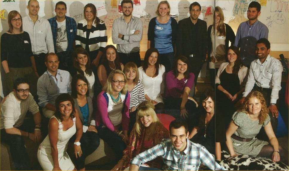 marketing academy class of 2011
